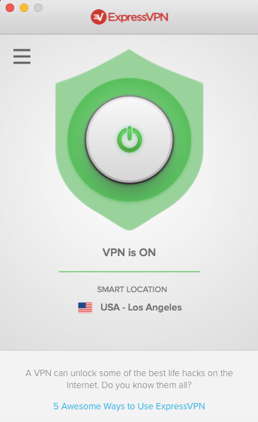 express vpn for olpair